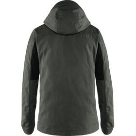 Fjällräven Kaipak Jacket Men dark grey/black